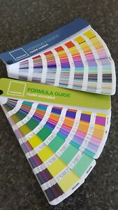 Pantone Formula Guide Solid Coated Uncoated no Fading