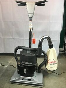 Clarke American Obs 18 Dc Square Buff Floor Sander Used Free Shipping