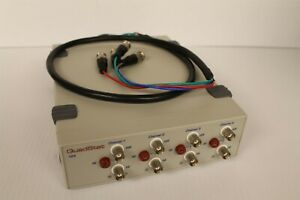 Edaq Ea164h Quadstat 4 channel Potentiostat Unit 3
