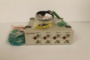 Edaq Ea164h Quadstat 4 channel Potentiostat Unit 2