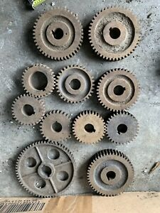 Atlas Craftsman 10 12 Lathe Change Gears