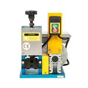 Powered Electric Wire Stripping Machine Metal Recycle Tool Copper Cable Stripper