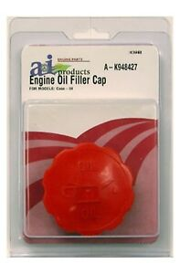 A And I K948427 Cap Engine Oil Filler For Case ih Tractor David Brown Tracto