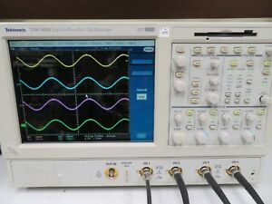 Tektronix Tds5054 500mhz 5gs s Oscilloscope Loaded Options Ng71