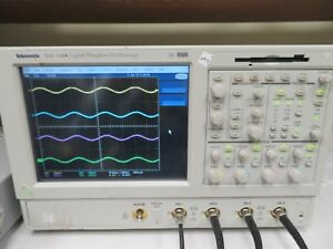 Tektronix Tds5054 500mhz 5gs s Oscilloscope Loaded Options Ng72