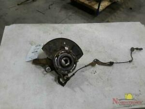 2008 Ford Escape Front Spindle Knuckle Left