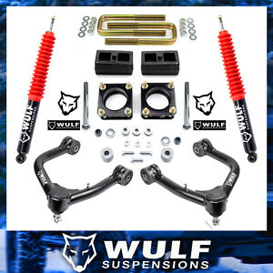 3 Front 2 Rear Leveling Lift Kit For 2007 2018 Toyota Tundra 4wd Control Arms