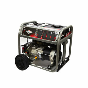Briggs And Stratton 30713 5000 Watt Portable Generator