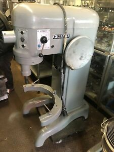 80 Qt Hobart Mixer 220v 3 Phase Free Delivery Nyc 5 Boroughs