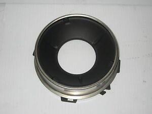 Volvo 244 245 260dl 264gl Headlight Bucket For Double Rounds 1976 77 78 79 80