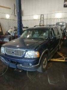 Front Bumper Xlt Smooth Painted Sport Package Fits 02 05 Explorer 12713