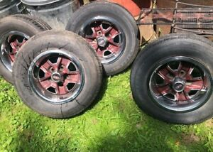 1981 88 Oldsmobile Cutass Rally Rims