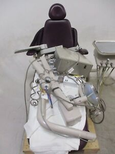 Adec Performer Dental Exam Patient Chair W Light Operatory Delivery System