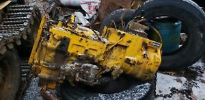 John Deere 440b Log Skidder Power Shift Transmission Complete Hard To Find Part