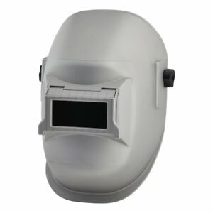 Sellstrom 290 Series Nylon Super Kool Silver Coated Welding Helmet With Silver C