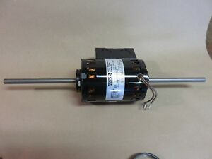 Fasco D1140 Electric Motor 115v 1 15 Hp Part 7164 1172 Double Shaft