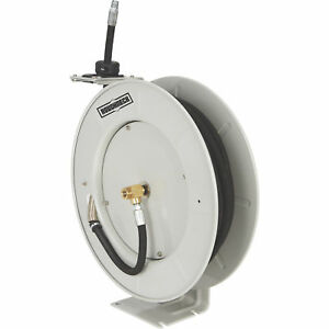 Roughneck Oil Hose Reel 3 8in X 50ft Hose