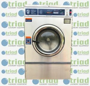 Dexter T400 Wcad25 1 3ph Coin Commercial Washer Speed Queen Huebsch Laundromat