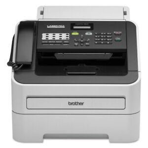 Brother Intellifax 2840 Laser Fax Machine Copy fax print Fax2840 New