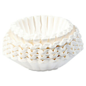 Bunn Flat Bottom Coffee Filters Paper 12 cup Size Bcf250ct New