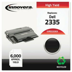 Innovera Remanufactured 330 2209 2335 High yield Toner Black D2335x New
