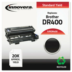 Innovera Dr400 Remanufacture Drum Unit Set Printer With 20 000 Page yield New