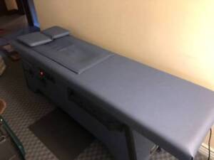 Chiropractic Anatomotor Roller Massage Traction Table Ist With Heat