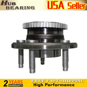 Ford Mustang Front Wheel Bearing And Hub Assembly With Abs 2004 2014