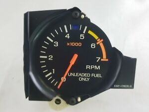 83 Ford Mustang Gt Tachometer