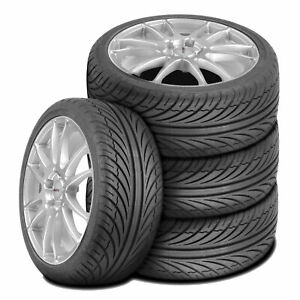 4 New Sunny Sn3970 205 40r17 84w Xl A s Performance Tires