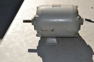 Vintage Century 1 3 Hp Motor Rs 71 aa33 Made For Landis Machine Co
