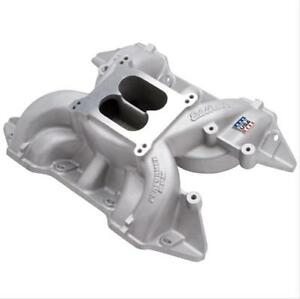 Edelbrock Performer Rpm Intake Manifold 7193 Chrysler Rb Fits Stock Heads