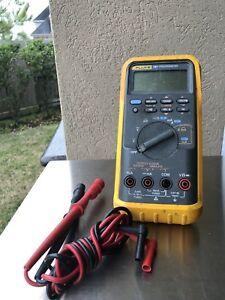 Fluke 787 Processmeter Digital Multimeter Great Price Free Shipping