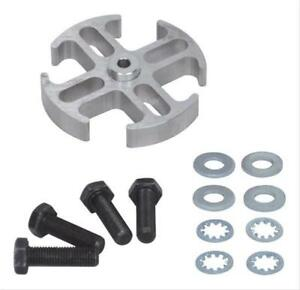 Fal Fan Spacer Aluminum 1 2 Thick 5 8 Pilot Spacer Bolts Washers Amc Gm Kit