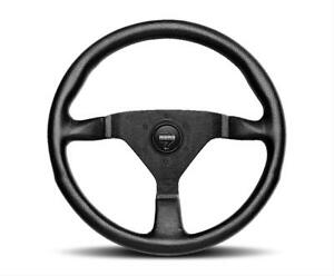 Momo Racing Monte Carlo Steering Wheel Mcl35bk3b