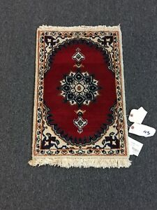 On Sale Fine Hand Knotted Persian Naein Naeen Wool Rug Carpet 1 5 X2 1