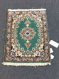 On Sale Fine Hand Knotted Persian Naein Naeen Wool Rug Carpet 1 11 X2 6