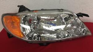 Mazda Protege Headlight Front Rigth Oem 2001 2002 2003 Silverwall