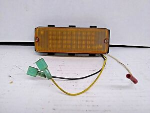 Whelen 500 Series Led Flasher In Amber 50a00far 9263