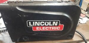 Lincoln Electric Ln 25 Ironworker Wire Feeder Gun Included 5 64 Set Up