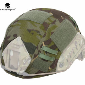 EMERSON FAST Helmet Cover Multicam Tactical Hunting Military Camo Headwear