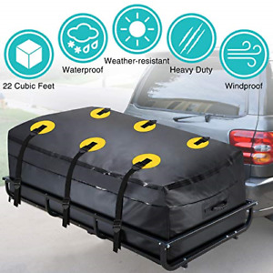 Modokit Trailer Hitch Bag 100 Waterproof Hitch Tray Cargo Carrier Bag For Car