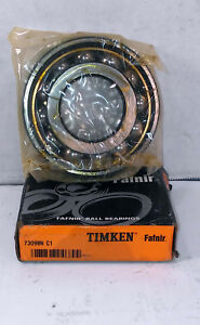 1 New Timken Fafnir 7309wnc1 Radial Ball Bearing Nib free Cd make Offer