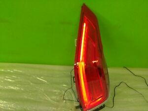 Cadillac Ct6 2016 2017 Rh Passenger Side Tailight Oem 2016 2017 Tail Light Led