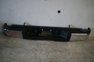 2007 2008 2009 2010 2011 2012 2013 Chevy Silverado 2500 Rear Bumper After Market