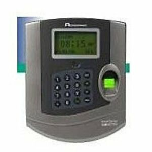 Acroprint 010231000 Time Q Plus Biometric Time And Attendance System For125 Empl