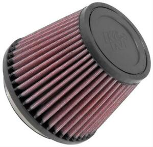 K n Air Filter Filtercharger Conical Cotton Gauze Red 3 5 Dia Inlet Ea Ru 2990