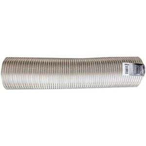 Builders Best 111586 Semi rigid Aluminum Duct 8ft 6 Dia