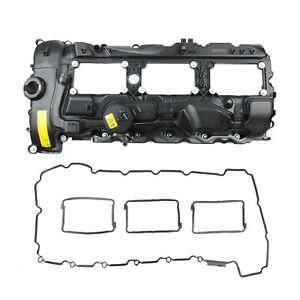 Engine Valve Cover With Gasket Oem 11127570292 For Bmw 335i 640i 740i X3 X5 X6