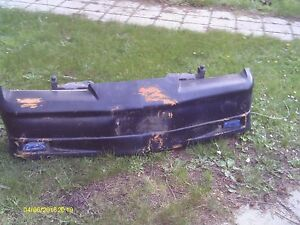 85 90 Firebird Transam Front Bumper Cover With Ground Effects Fta